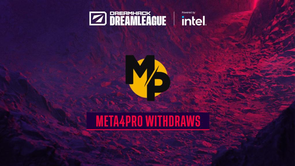 Meta4Pro withdraws 1