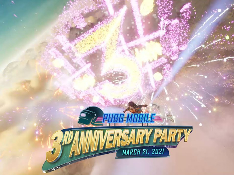 PUBG Mobile's 3rd Anniversary Party 2