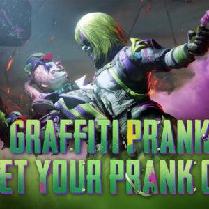 Esport Gaming วิธีเล่นโหมด Graffiti Prank ใน PUBG Mobile