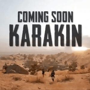 Esport Gaming Karakin จะมาแทนที่ Vikendi ใน PUBG Mobile