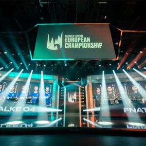 Esport Gaming LEC VCT NA และ LCS เป็นทัวร์นาเมนต์ที่ได้รับความนิยมสูงสุด