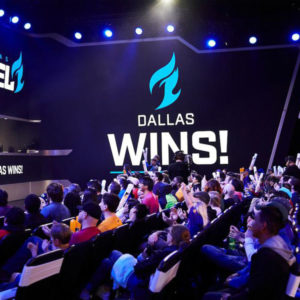 Esport Gaming Dallas Fuel ชนะ Overwatch League May Melee