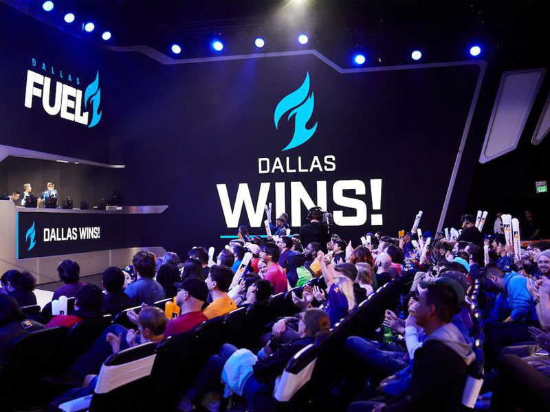 Dallas Fuel win Overwatch League May Melee 2