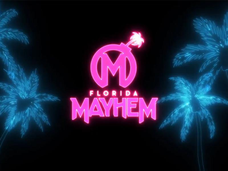 Florida Mayhem cuts ties