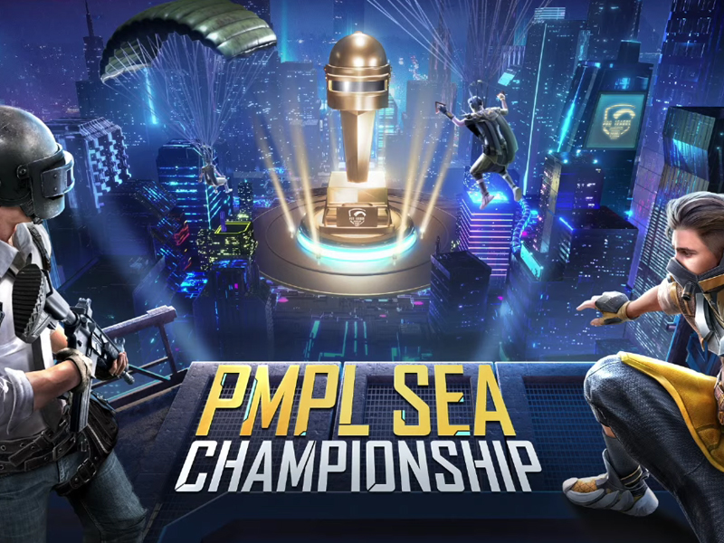 PMPL SEA Championship S3 peaked at over a million viewers