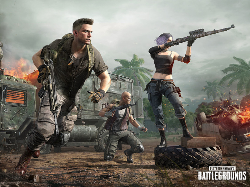PUBG is getting a Miramar remaster and two new maps