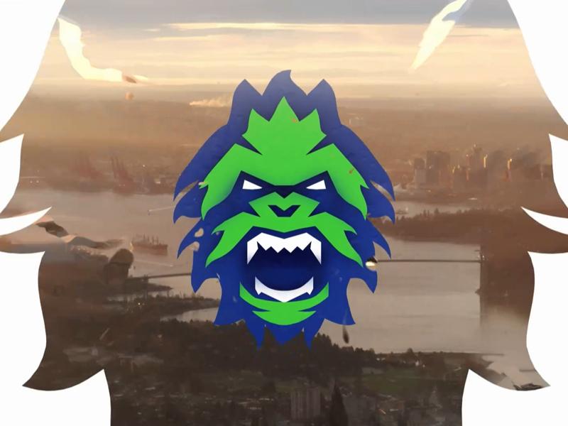 Vancouver Titans signs main tank ChangSik